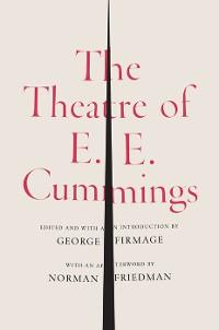 Cover The Theatre of E. E. Cummings