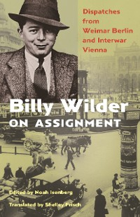 Cover Billy Wilder on Assignment