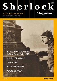 Cover Sherlock Magazine 52
