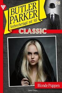 Cover Butler Parker Classic 55 – Kriminalroman