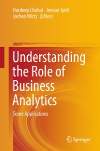 Cover Understanding the Role of Business Analytics