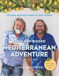 Cover Hairy Bikers' Mediterranean Adventure (TV tie-in)