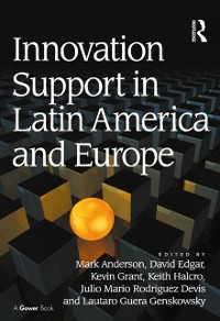 Cover Innovation Support in Latin America and Europe