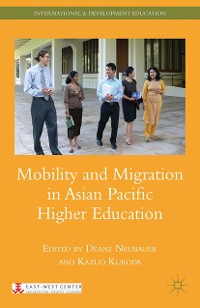 Cover Mobility and Migration in Asian Pacific Higher Education
