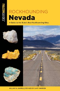 Cover Rockhounding Nevada