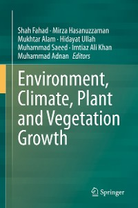 Cover Environment, Climate, Plant and Vegetation Growth