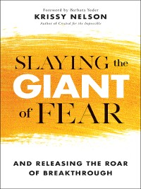 Cover Slaying the Giant of Fear