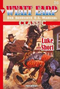 Cover Wyatt Earp Classic 36 – Western
