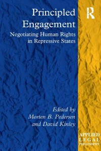 Cover Principled Engagement