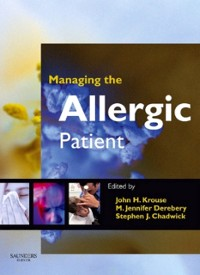 Cover Managing the Allergic Patient E-Book
