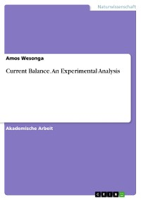 Cover Current Balance. An Experimental Analysis