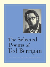 Cover The Selected Poems of Ted Berrigan