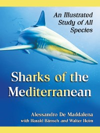 Cover Sharks of the Mediterranean