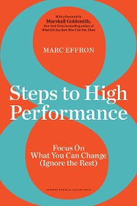 Cover 8 Steps to High Performance
