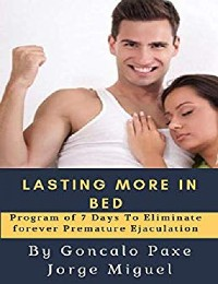 Cover LASTING More in bed