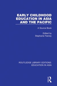 Cover Early Childhood Education in Asia and the Pacific