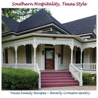 Cover Southern Hospitality, Texas Style