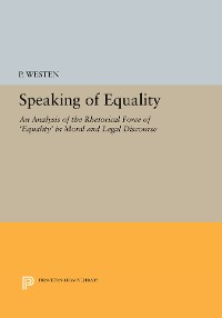 Cover Speaking of Equality