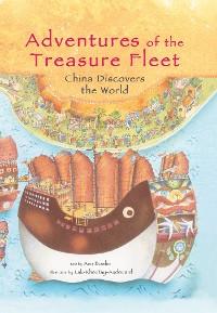 Cover Adventures of the Treasure Fleet