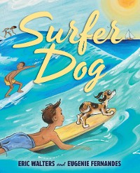 Cover Surfer Dog