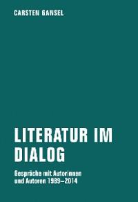 Cover Literatur im Dialog