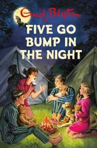 Cover Five Go Bump in the Night