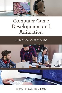 Cover Computer Game Development and Animation