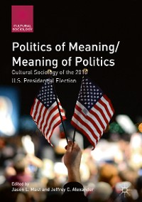 Cover Politics of Meaning/Meaning of Politics
