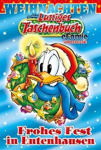 Cover Lustiges Taschenbuch Weihnachten eComic Sonderausgabe 03