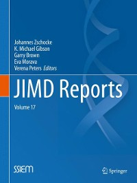 Cover JIMD Reports, Volume 17