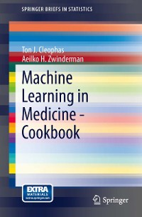 Cover Machine Learning in Medicine - Cookbook