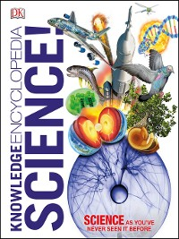 Cover Knowledge Encyclopedia Science!