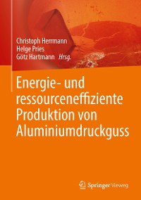 Cover Energie- und ressourceneffiziente Produktion von Aluminiumdruckguss
