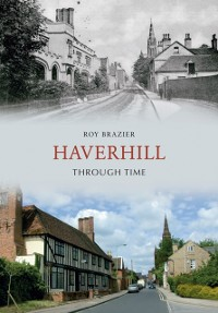Cover Haverhill Through Time