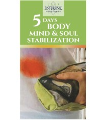 Cover 5 days body, mind and soul stabilization - holistic exercises