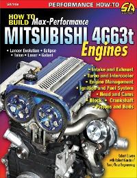 Cover How to Build Max-Performance Mitsubishi 4G63t Engines