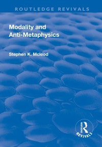 Cover Modality and Anti-Metaphysics