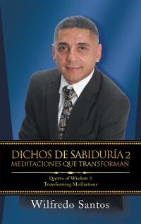 Cover Dichos De Sabiduría 2 Meditaciones Que Transforman
