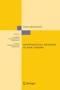 Cover Mathematical Methods in Risk Theory