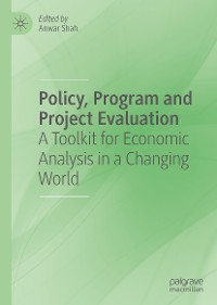 Cover Policy, Program and Project Evaluation