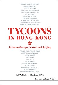 Cover Tycoons In Hong Kong: Between Occupy Central And Beijing