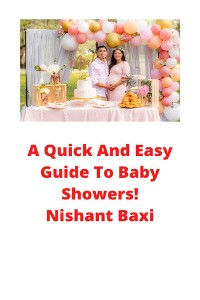 Cover A Quick And Easy Guide To Baby Showers