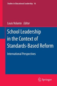 Cover School Leadership in the Context of Standards-Based Reform