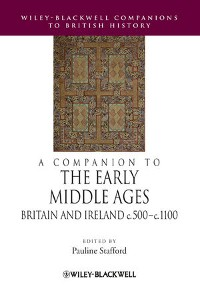 Cover A Companion to the Early Middle Ages