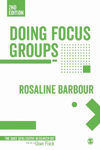 Cover Doing Focus Groups