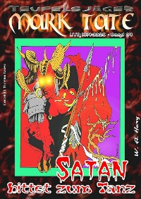 Cover TEUFELSJÄGER 034: Satan bittet zum Tanz