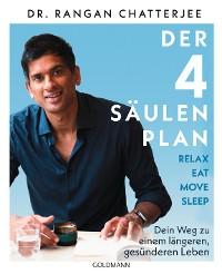 Cover Der 4-Säulen-Plan - Relax, Eat, Move, Sleep