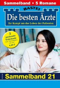 Cover Die besten Ärzte 21 - Sammelband