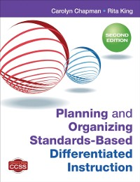 Cover Planning and Organizing Standards-Based Differentiated Instruction