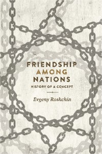 Cover Friendship among nations
